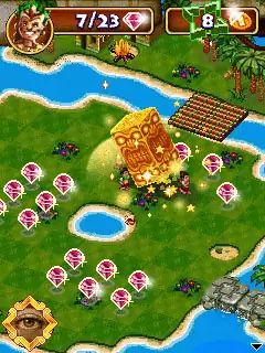 Diamond Islands 2 Java Game Image 2