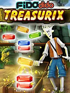 Fido Dido Treasurix Java Game Image 1