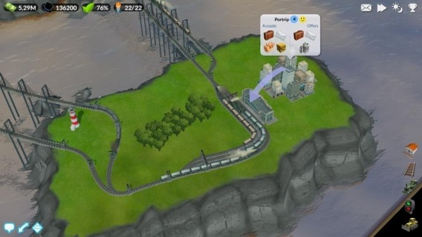 DeckEleven's Railroads 2 Android Game Image 3