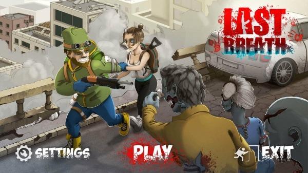 Last Breath: Zombie Apocalypse Android Game Image 1