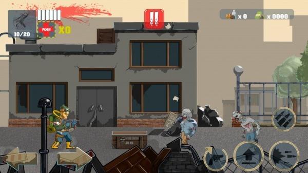 Last Breath: Zombie Apocalypse Android Game Image 3