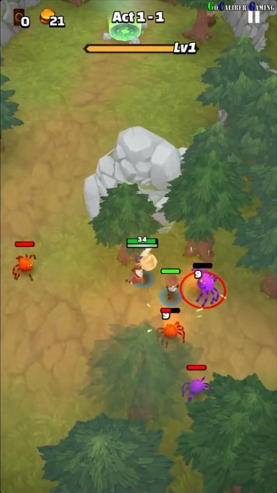 Tiny Fantasy Android Game Image 1