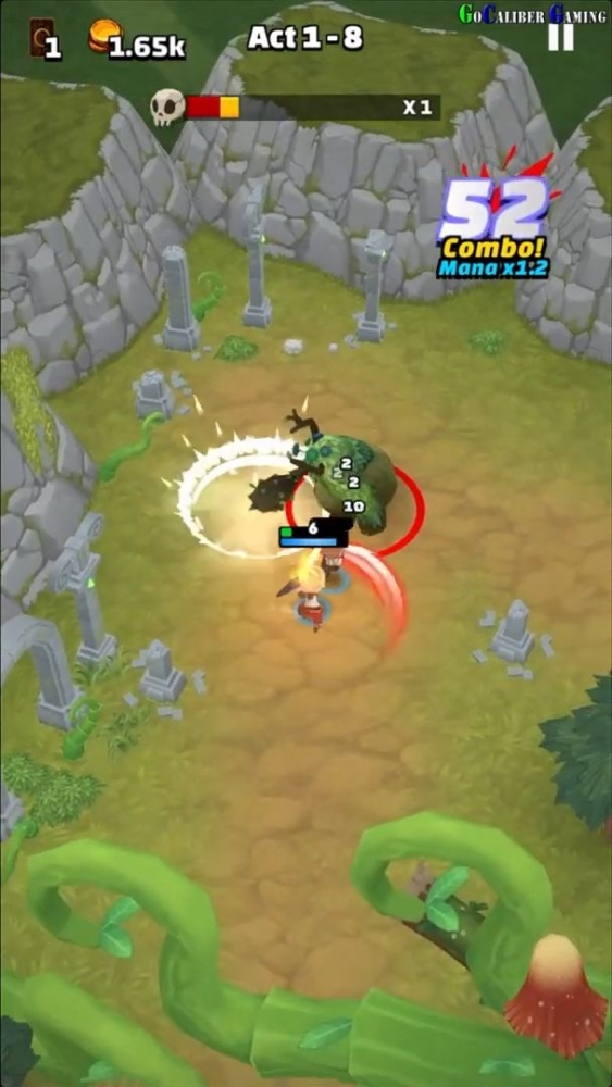 Tiny Fantasy Android Game Image 3