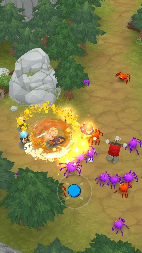 Tiny Fantasy Android Game Image 4