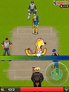 Cricket T20 World Championship Java Game Image 3