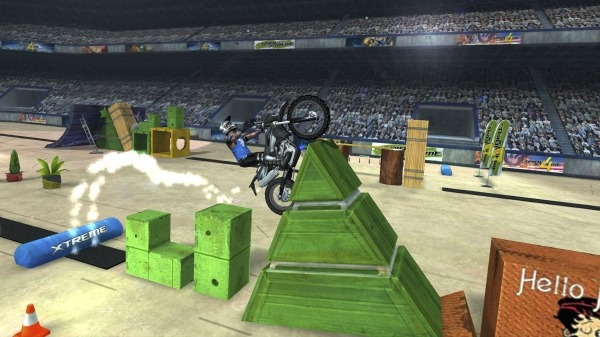 Trial Xtreme 4 Remastered Android Game Image 2