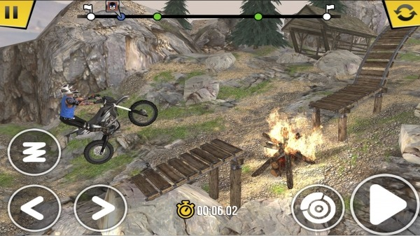 Trial Xtreme 4 Remastered Android Game Image 3