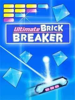 Ultimate Brick Breaker Java Game Image 1