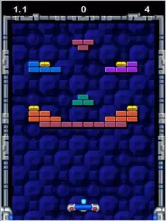 Ultimate Brick Breaker Java Game Image 3