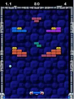 Ultimate Brick Breaker Java Game Image 4