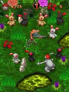 Zombie Rabbit Hunter Java Game Image 2