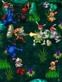 Zombie Rabbit Hunter Java Game Image 3