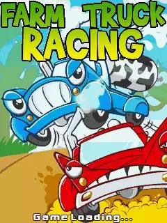 Farm Truck Racing Java Game Image 1