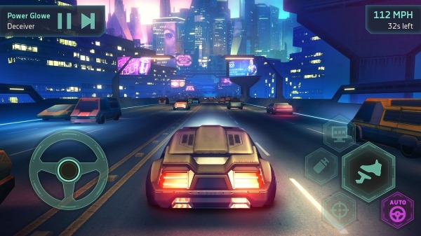 Cyberika: Action Cyberpunk RPG Android Game Image 2