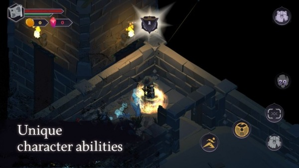 Dread Rune: Roguelike Dungeon Crawler Android Game Image 4