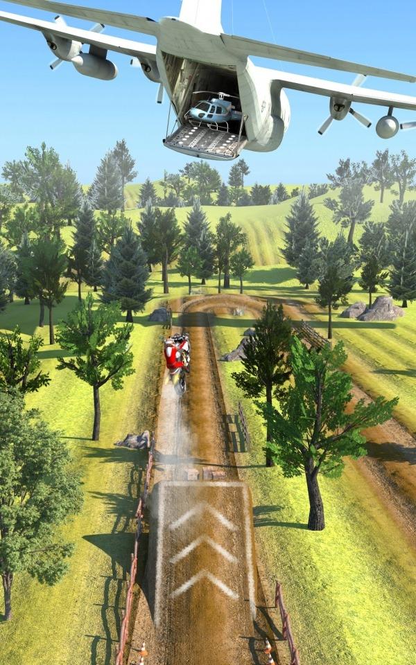 Slingshot Stunt Biker Android Game Image 3