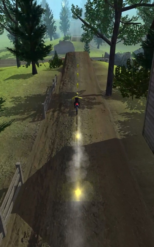 Slingshot Stunt Biker Android Game Image 4
