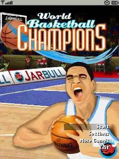 Basketball Champions Java Game Image 1