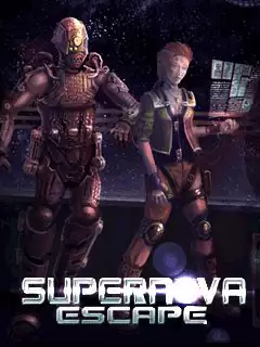 Supernova Escape Java Game Image 1
