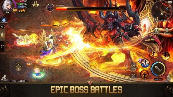 Eudemons M: Fantasy Of Legends Android Game Image 4