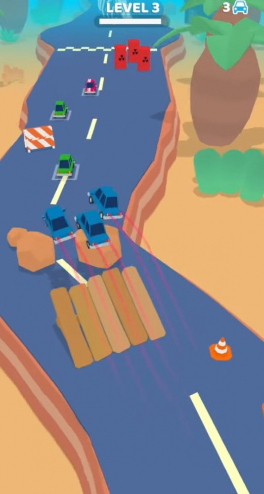 Mad Cars Android Game Image 1