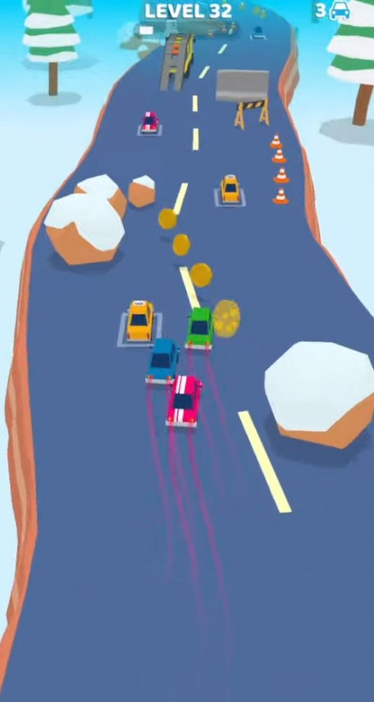 Mad Cars Android Game Image 3