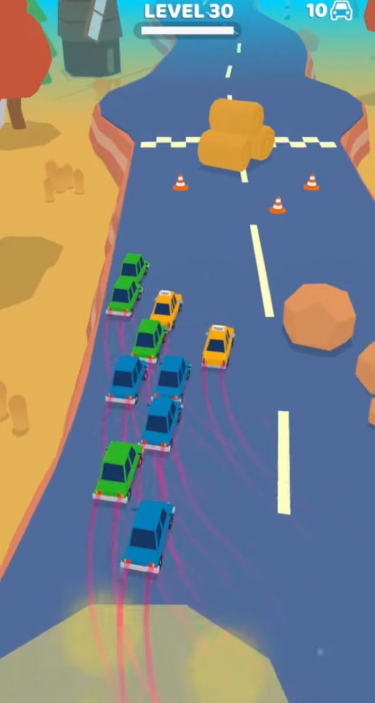 Mad Cars Android Game Image 4
