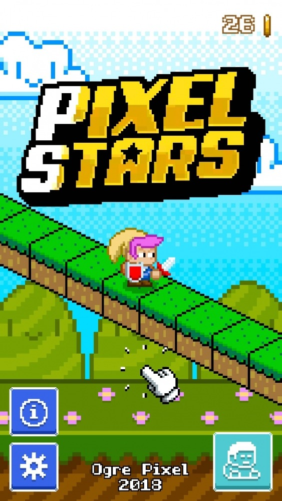 Pixel Stars Android Game Image 1