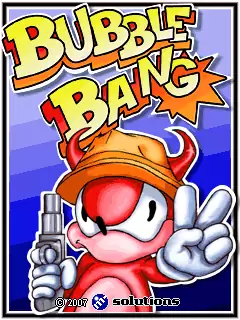 Bubble Bang Java Game Image 1
