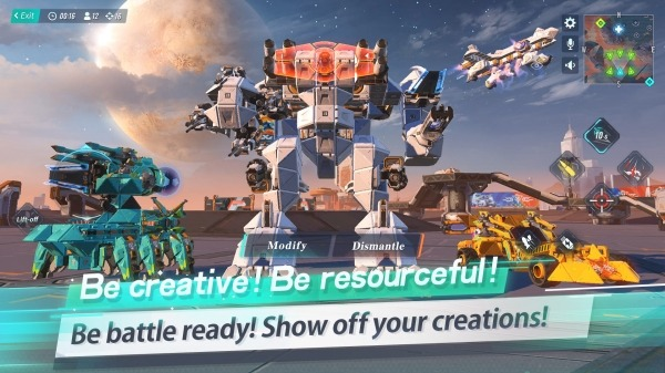 Astracraft Android Game Image 2