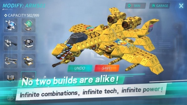 Astracraft Android Game Image 3