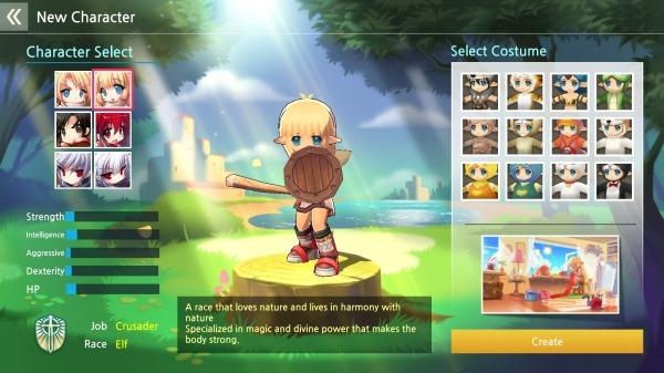 LunaM:ph Android Game Image 1
