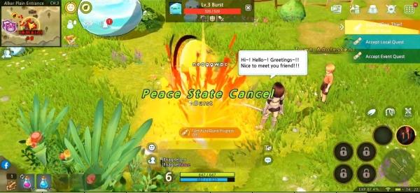 LunaM:ph Android Game Image 2