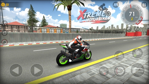 Xtreme Motorbikes Android Game Image 3