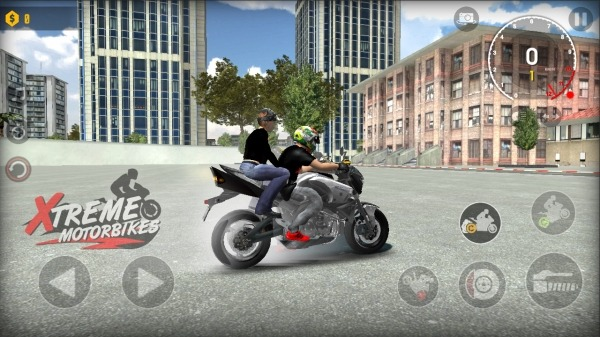 Xtreme Motorbikes Android Game Image 4