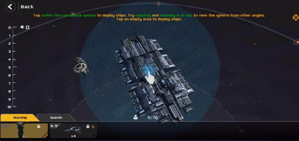 Departing Terra Android Game Image 4