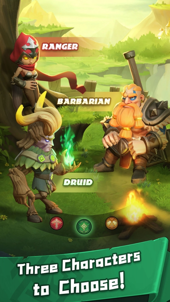 Path Of Immortals Android Game Image 1