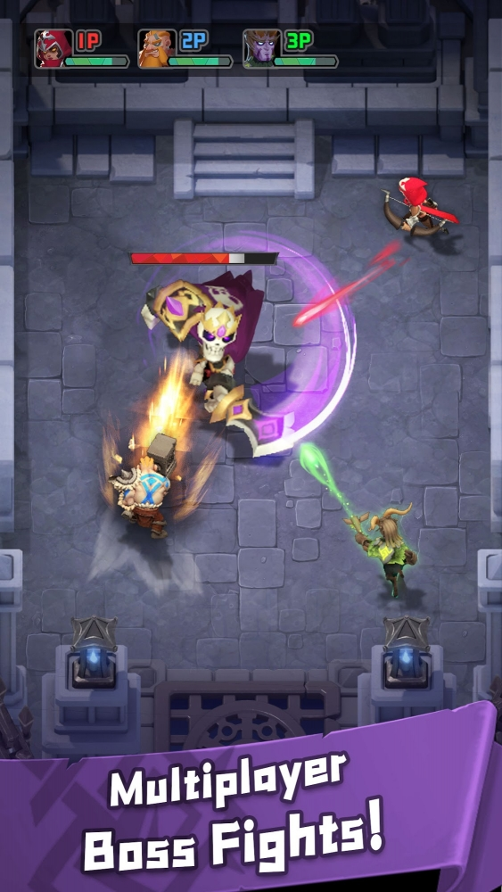 Path Of Immortals Android Game Image 4