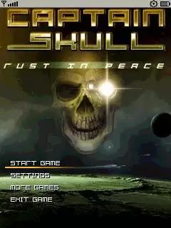 Captain Skull 4: Rust In Peace Java Game Image 1