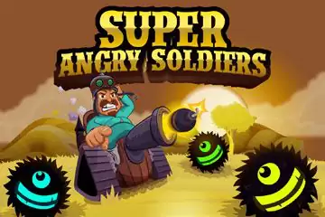 Super Angry Soldiers Java Game Image 1