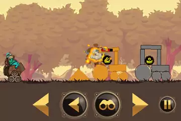 Super Angry Soldiers Java Game Image 2