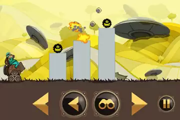 Super Angry Soldiers Java Game Image 3