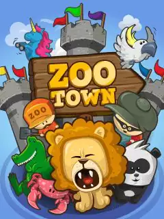 Zoo Town Java Game Image 1