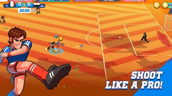 Golazo! Android Game Image 1