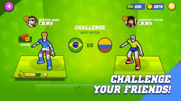 Golazo! Android Game Image 2