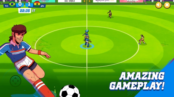 Golazo! Android Game Image 3