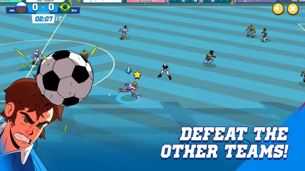 Golazo! Android Game Image 4