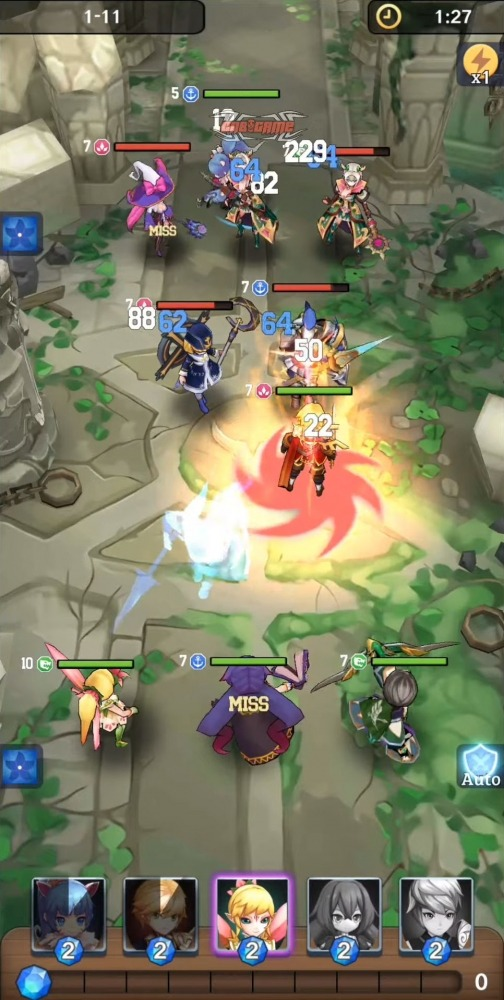 Magica Arena Android Game Image 4