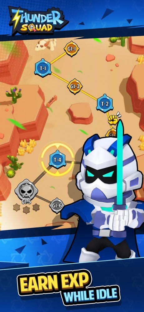 Thunder Squad Android Game Image 2