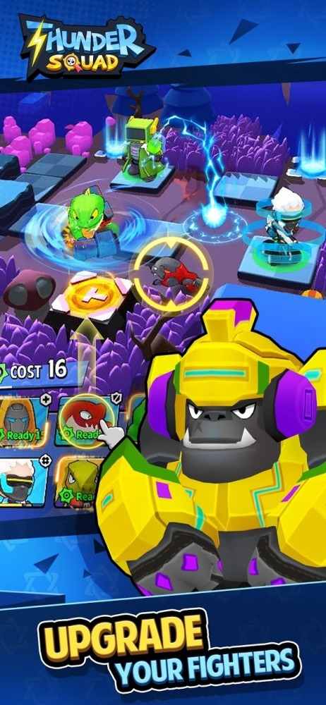 Thunder Squad Android Game Image 3
